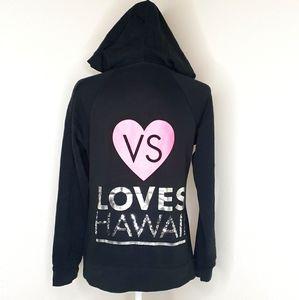 Victoria's Secret Sweater VS LOVES HAWAII Hoodie